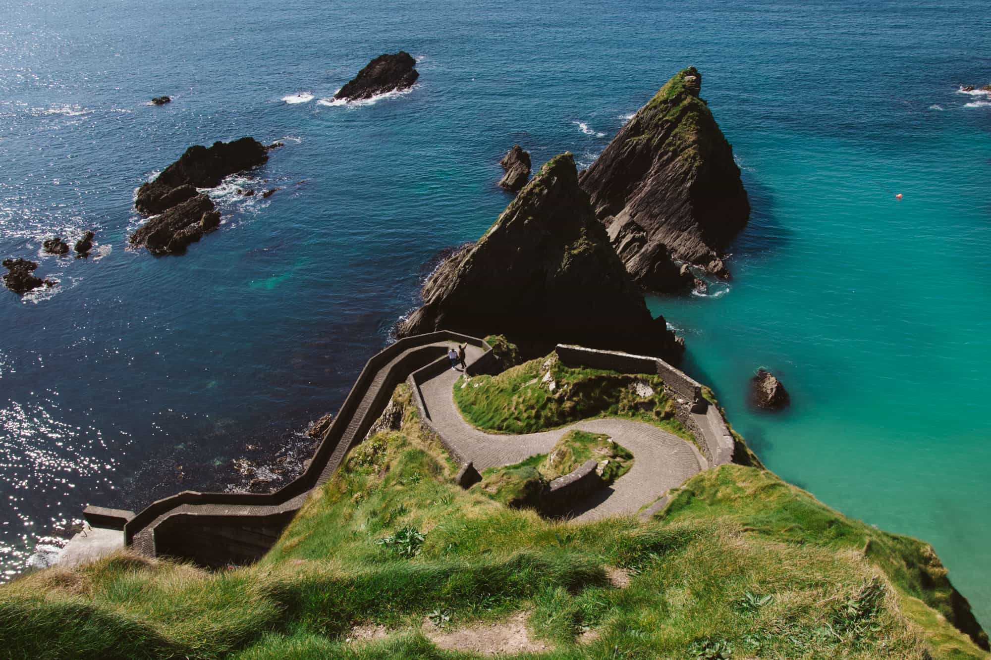 Dunquin Pier for eloping in ireland
