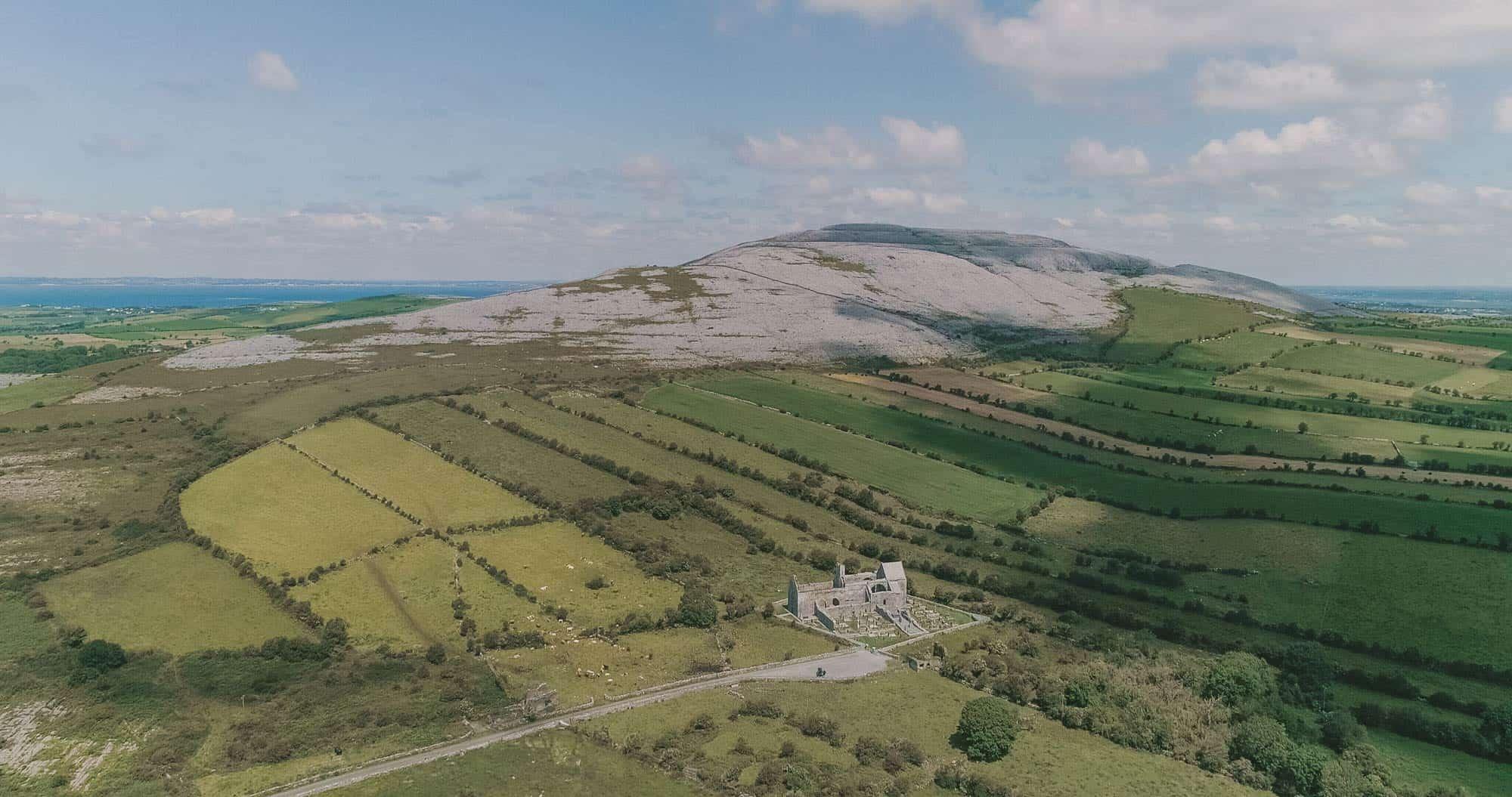 Cliffs of Moher Elopement Corcomroe and The Burren