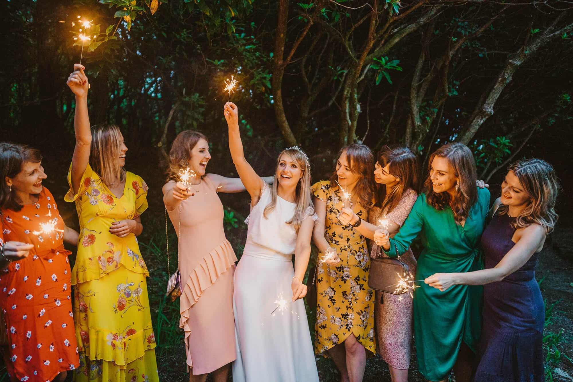 Elopement Ireland Connemara Celebrate with Friends