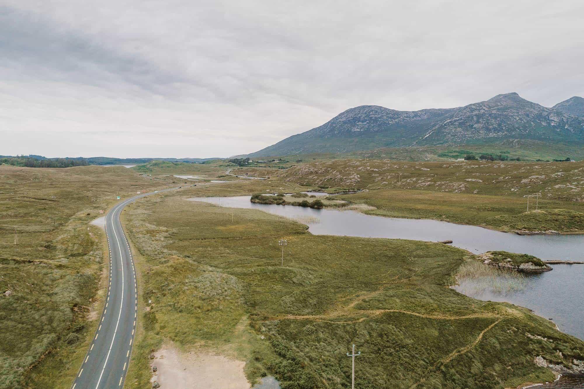 Elopement Ireland Connemara Landscape
