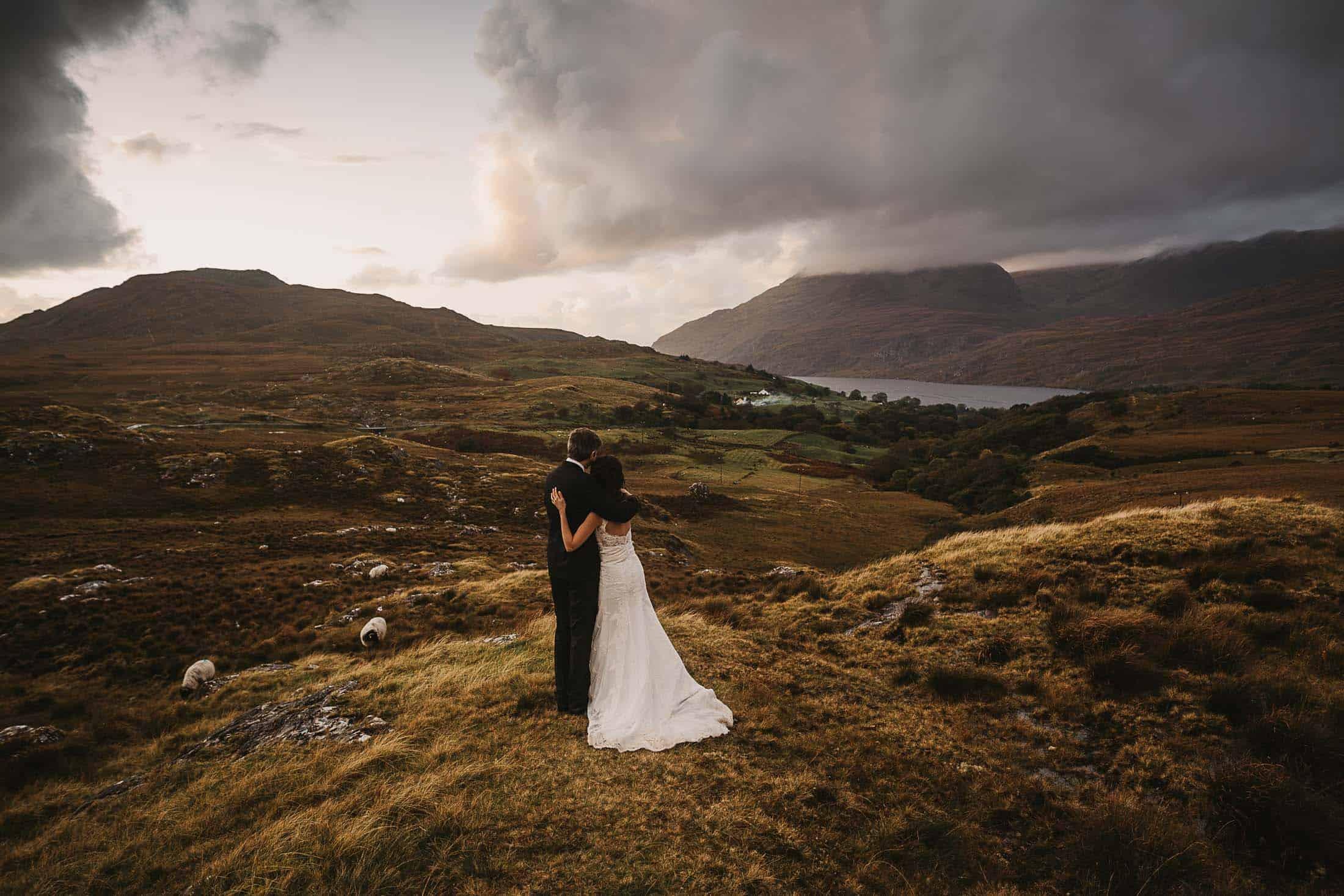 Destination Weddings Ireland Connemara A Momen