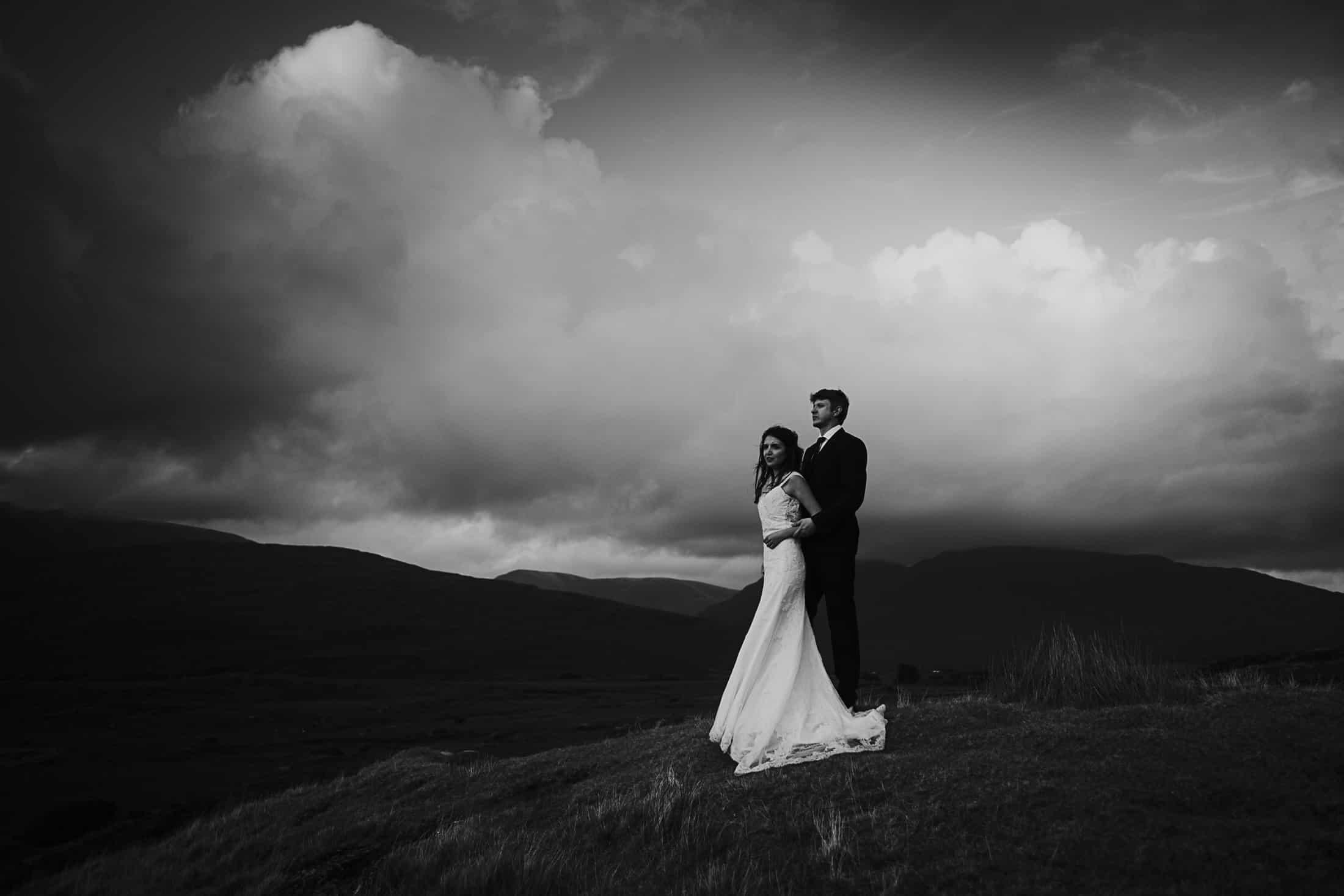 Destination Weddings Ireland Connemara Adventure Shoot