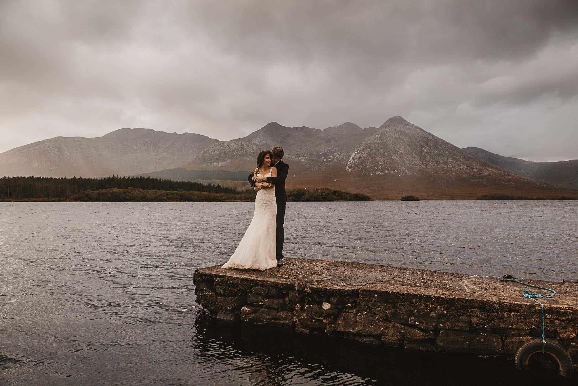 Destination Weddings Ireland Connemara Enjoyment