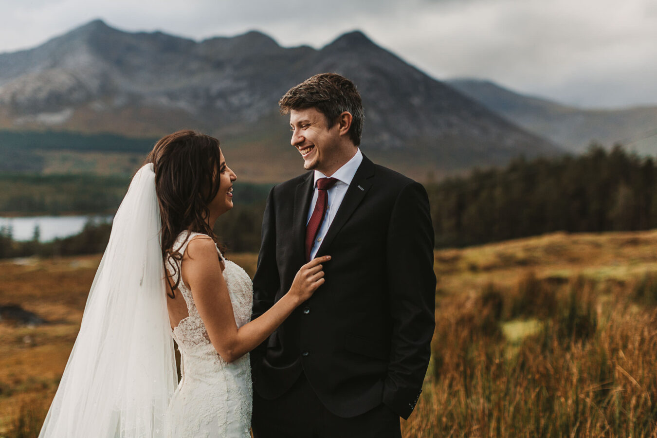 Destination Weddings Ireland Connemara Fun