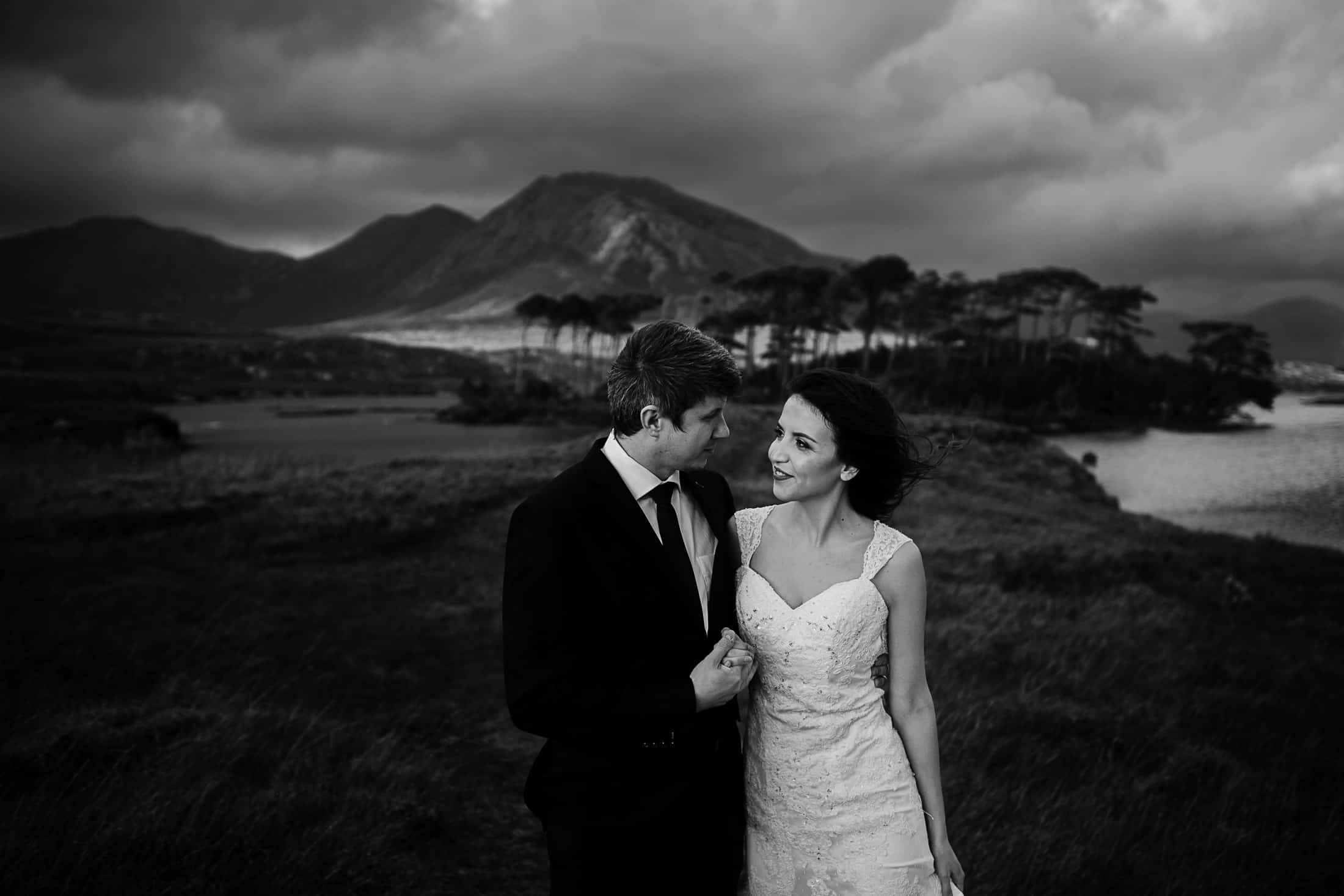 Destination Weddings Ireland Connemara Pine Island