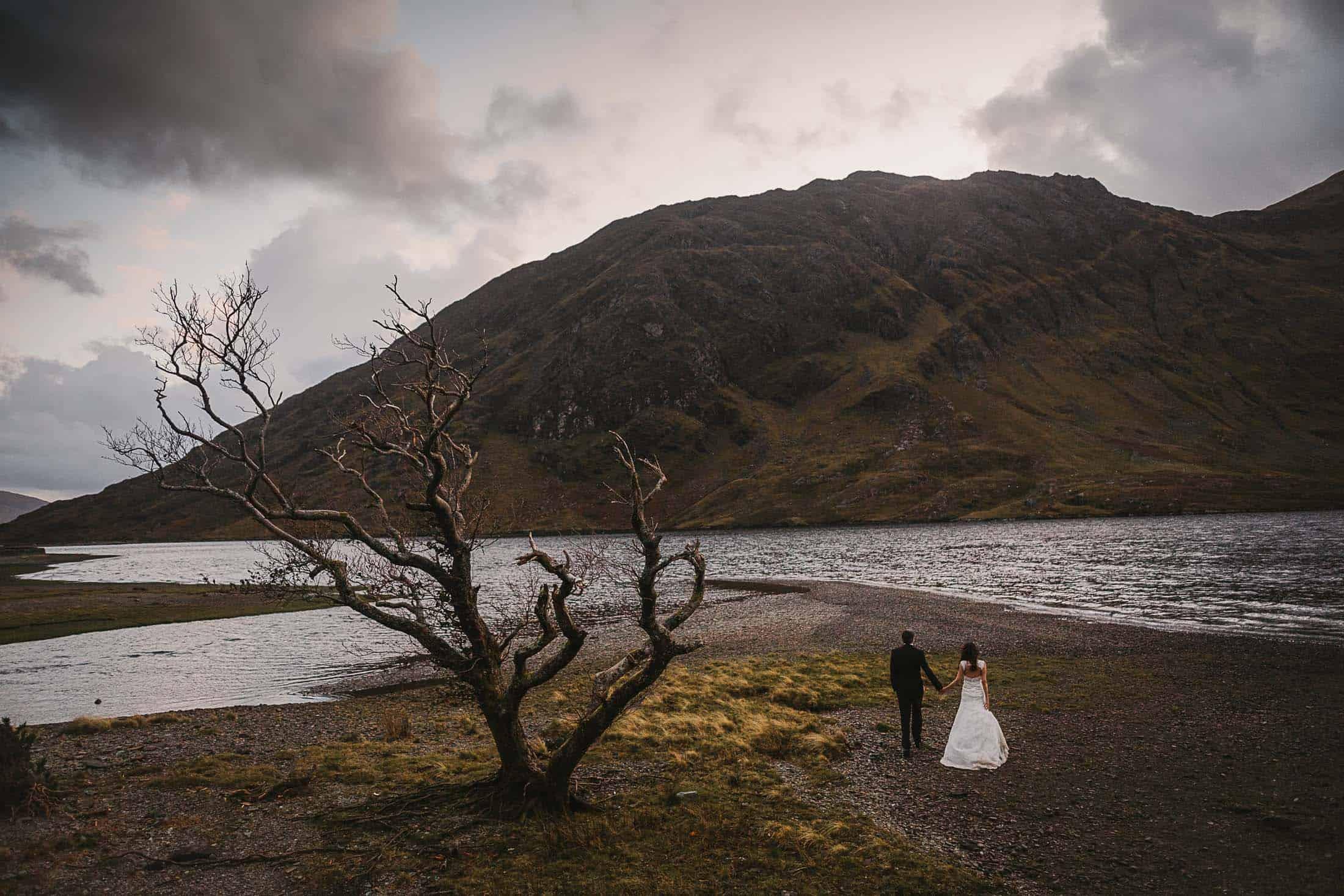 Destination Weddings Ireland Connemara Tree