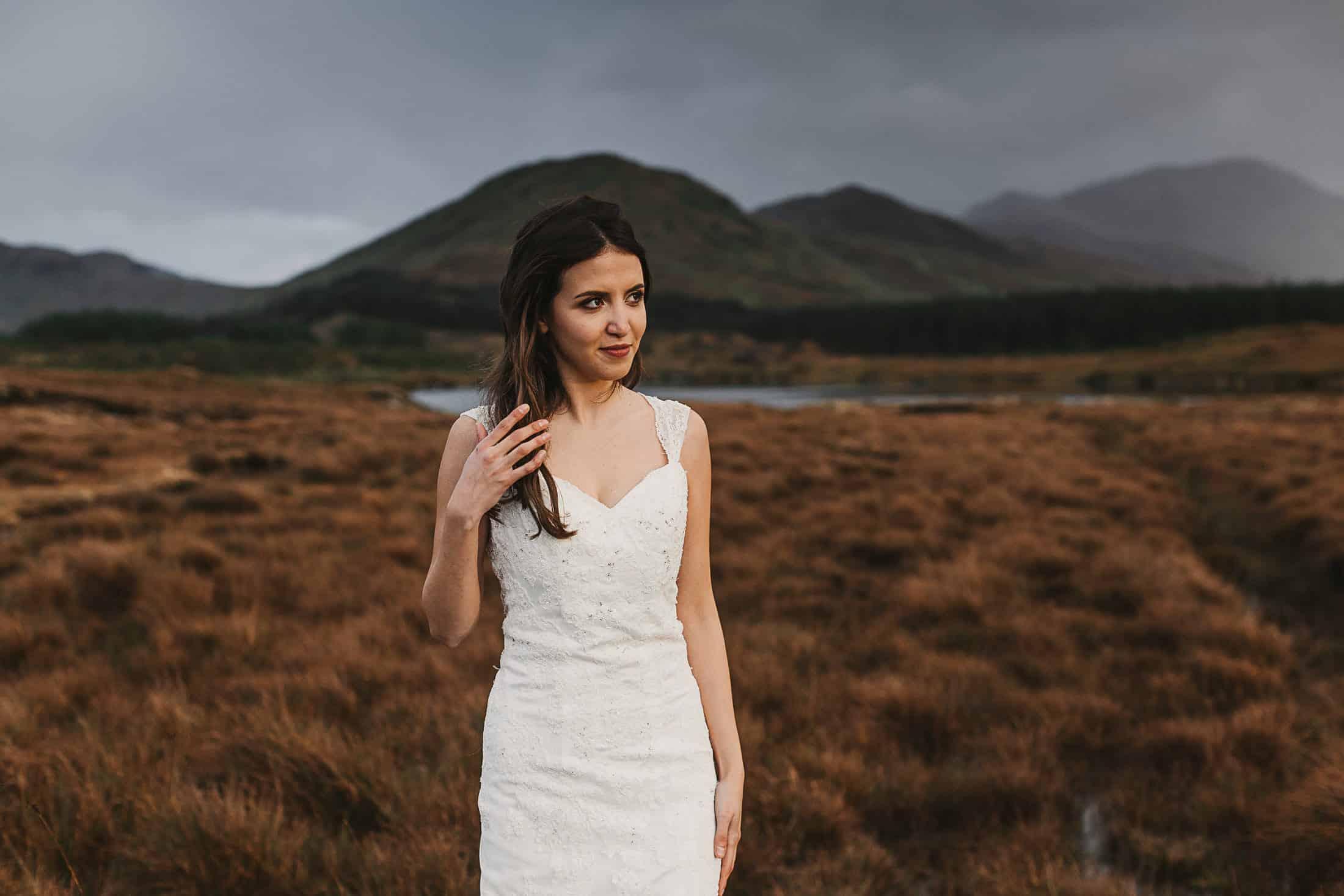Destination Weddings Ireland Connemara Wild Bride