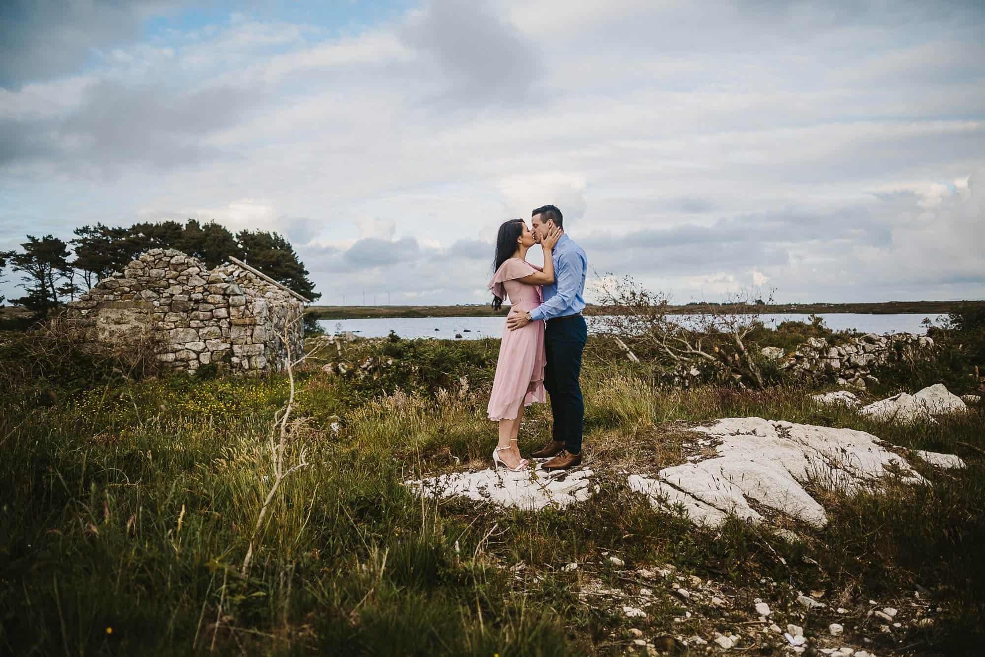 Elopement Photography Ireland Connemara