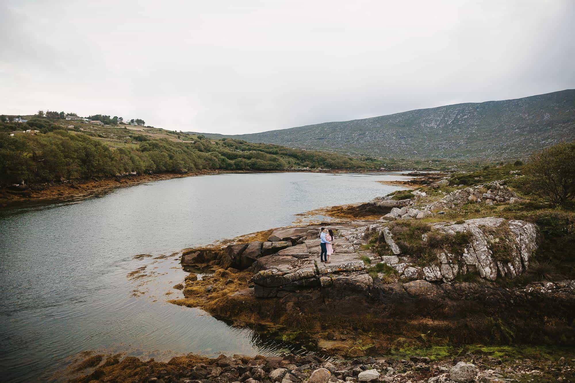 Elopement Photography Ireland Landscape