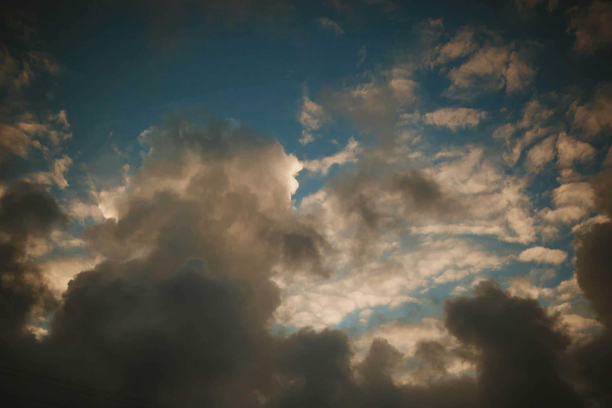 Elopement Photography Ireland Moody Skies