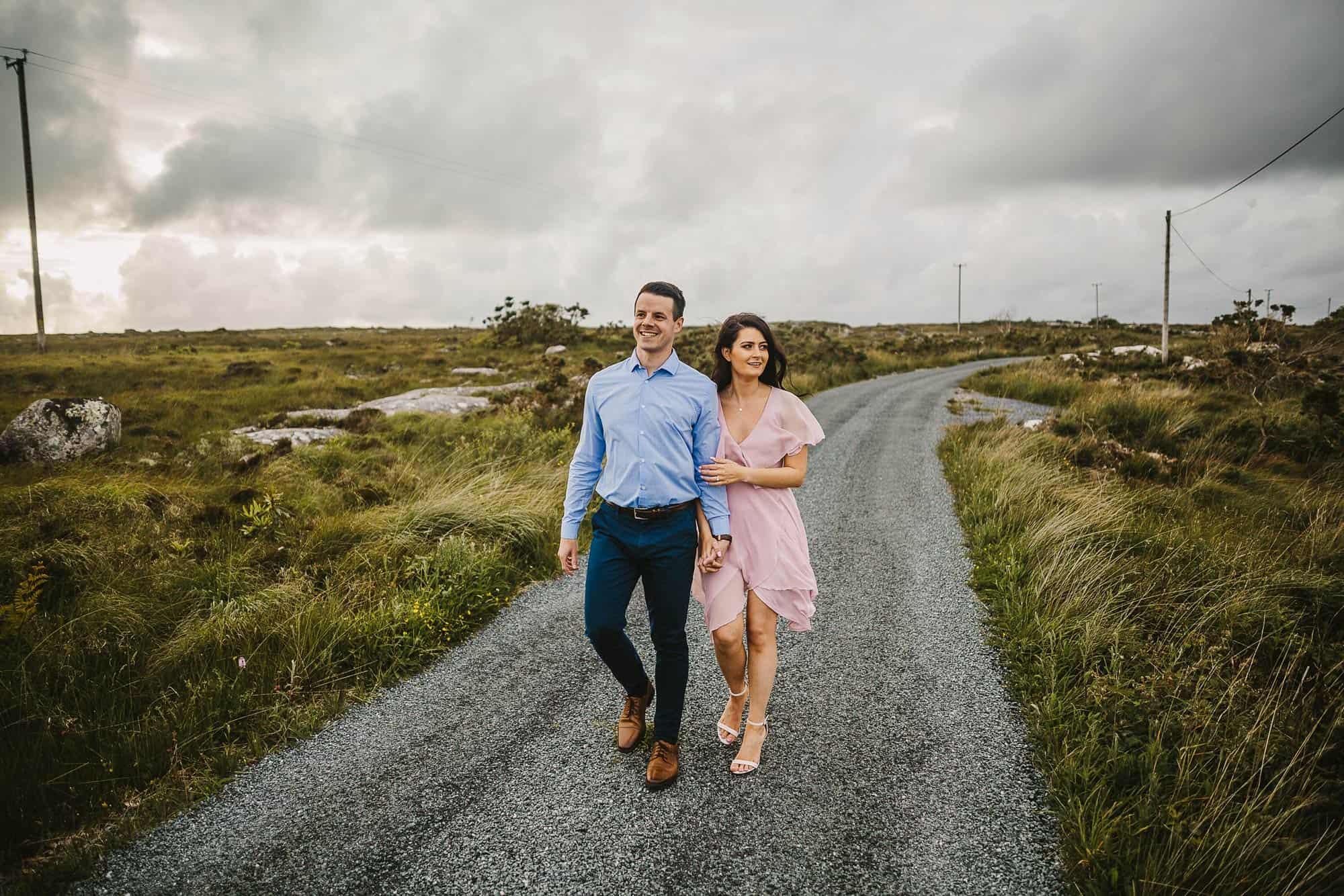 Elopement Photography Ireland Outdoor Bride