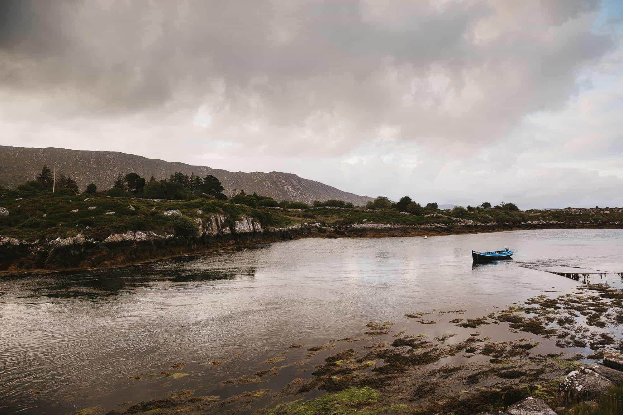 Elopement Photography Ireland Pier