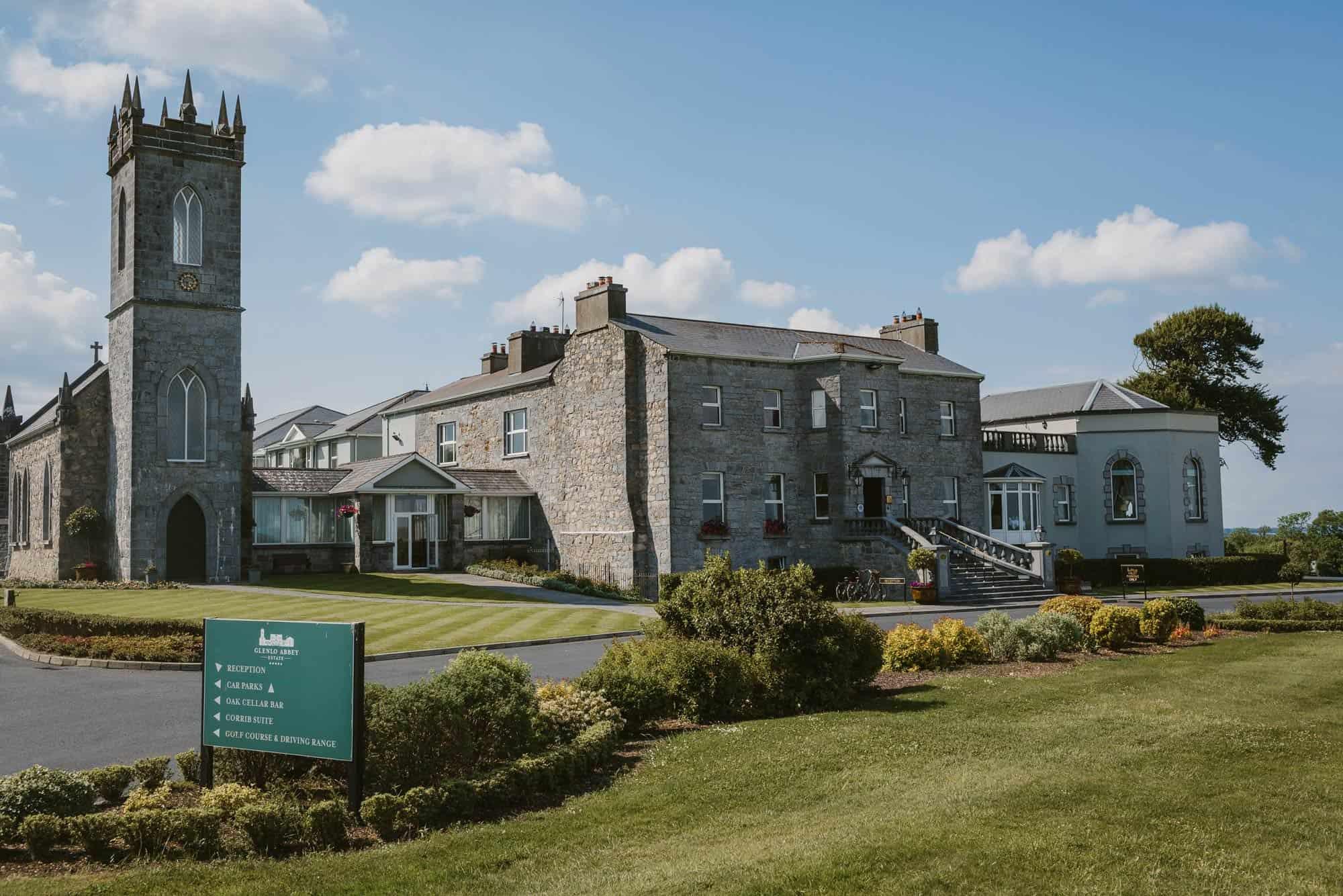 Elopement in Galway, Ireland,