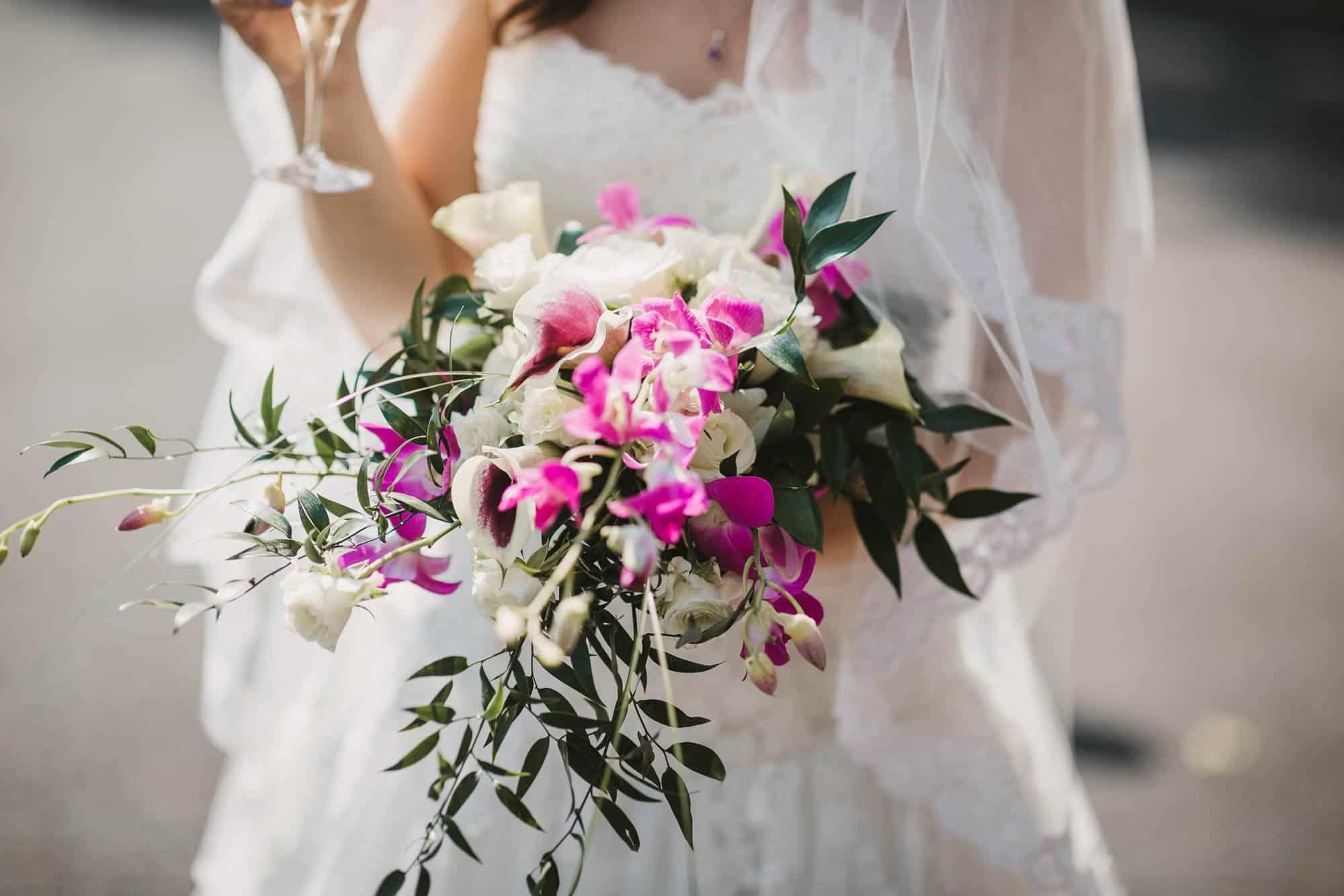 Dromoland Castle Ireland, bouquet