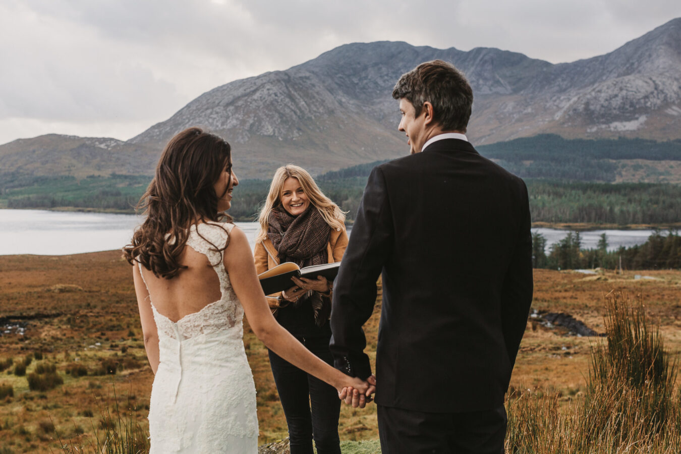 Legal Marriage in Ireland Ceremony Fun