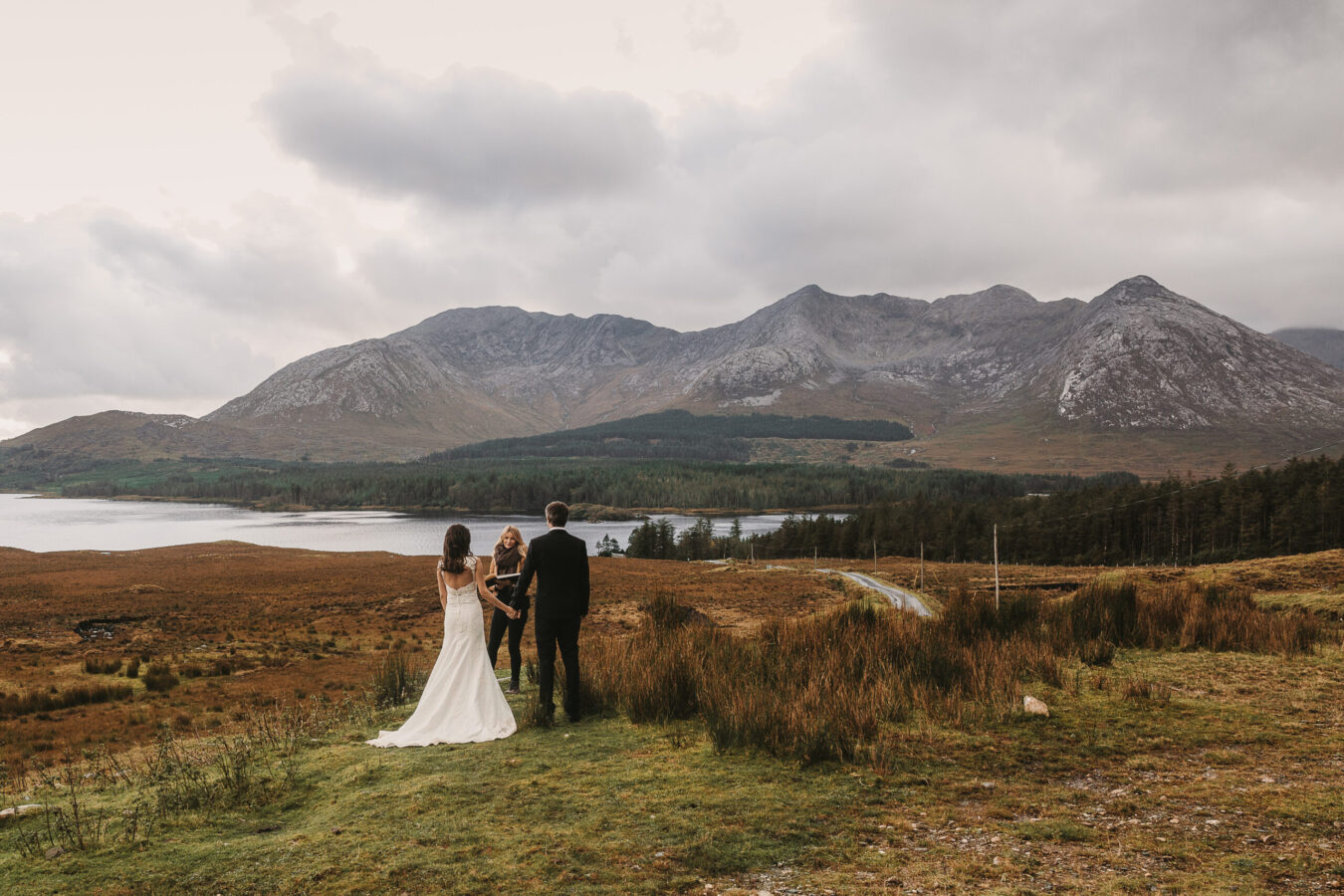 Legal Marriage in Ireland Connemara