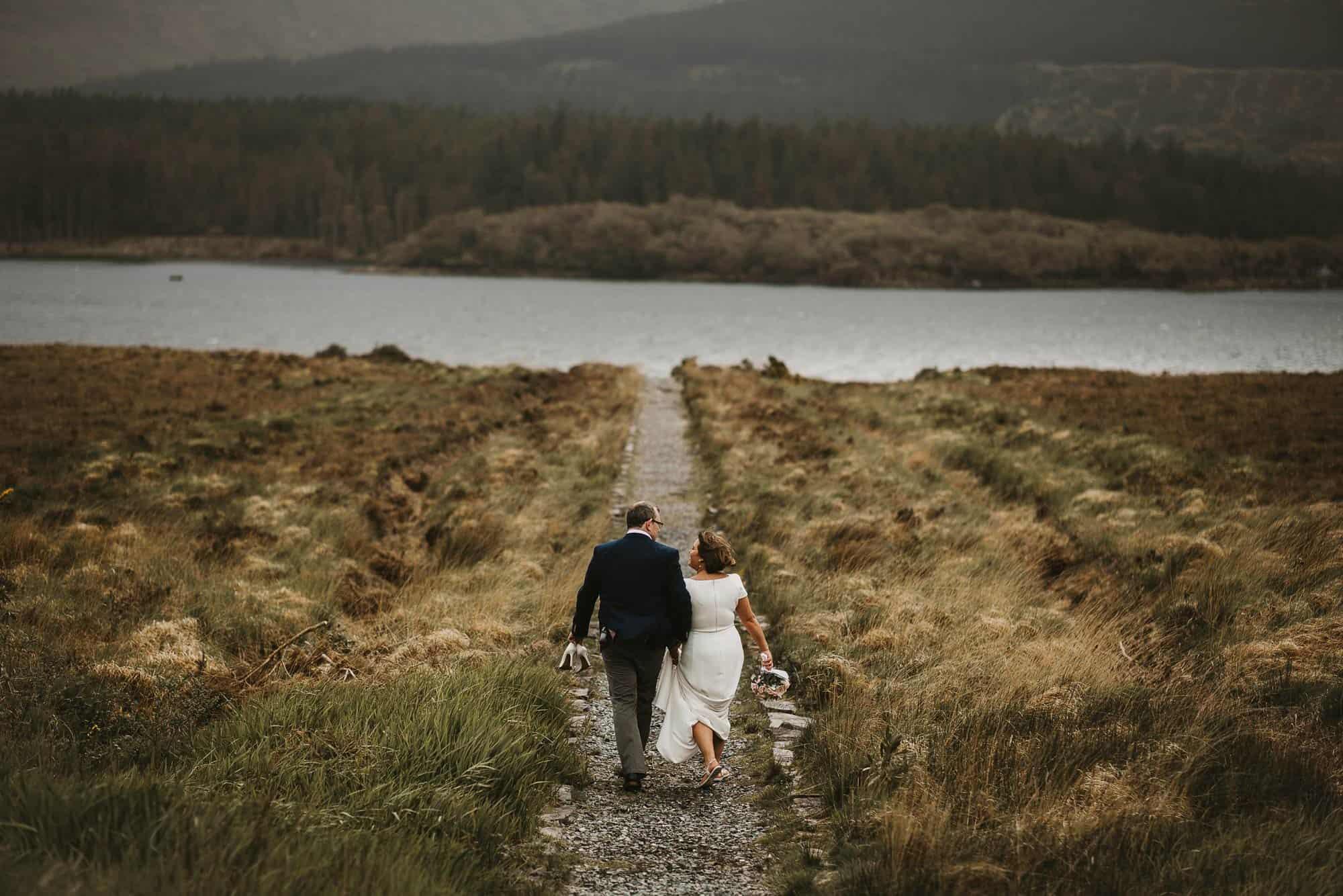 Planning for Elopements in Ireland Barefoot Bride
