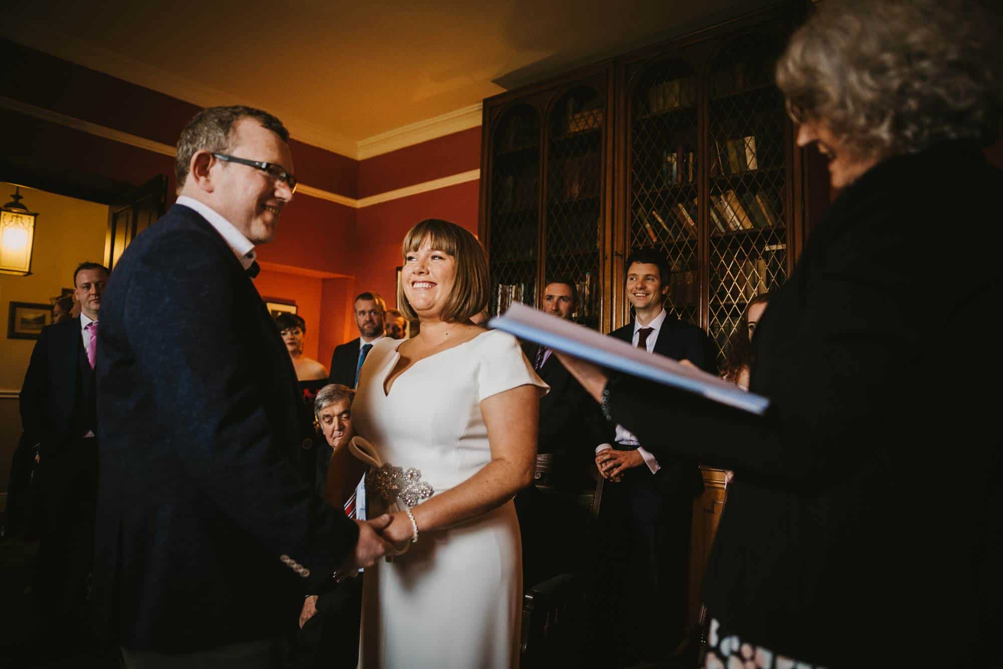 Planning for Elopements in Ireland Ceremony