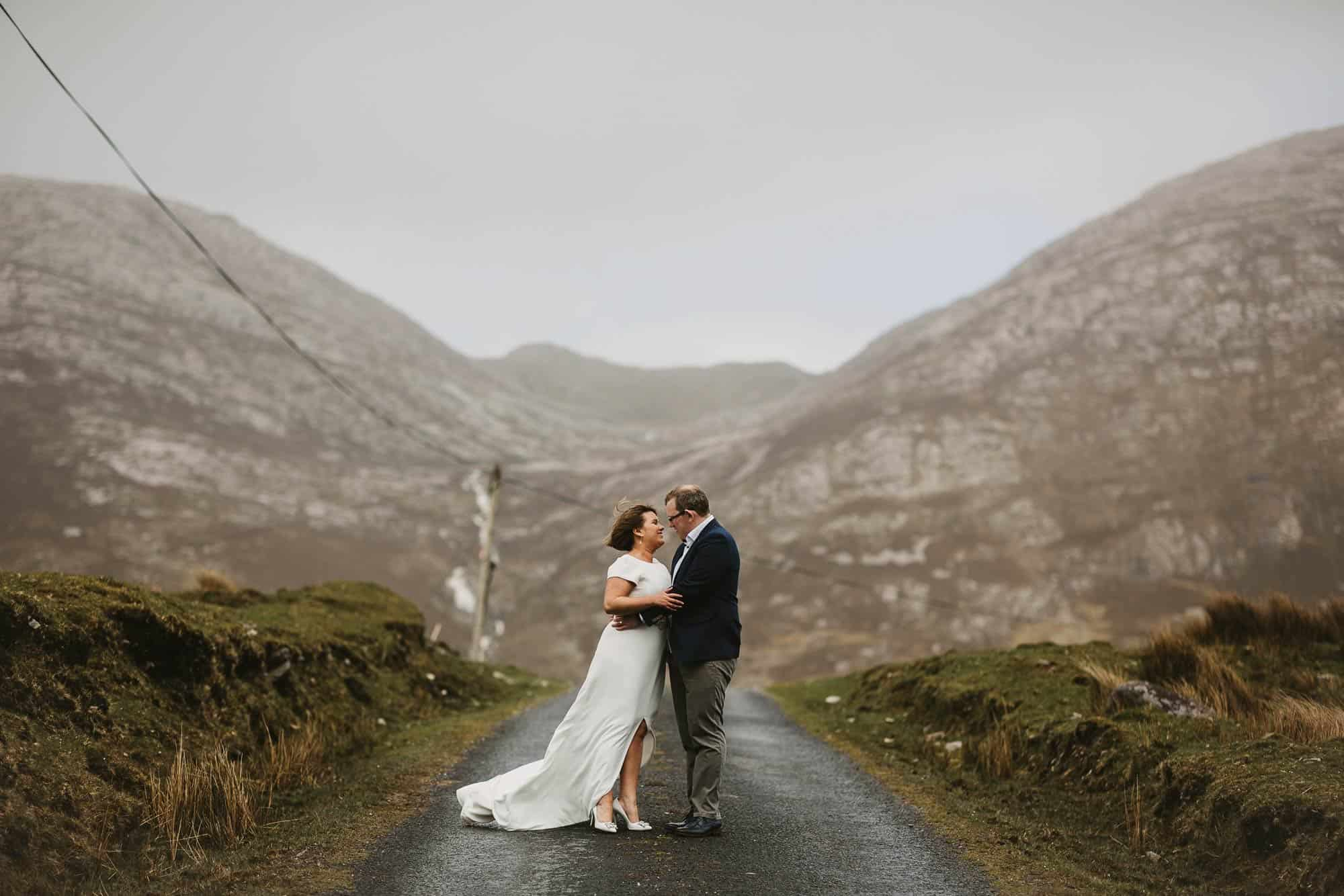 Planning for Elopements in Ireland First Kiss