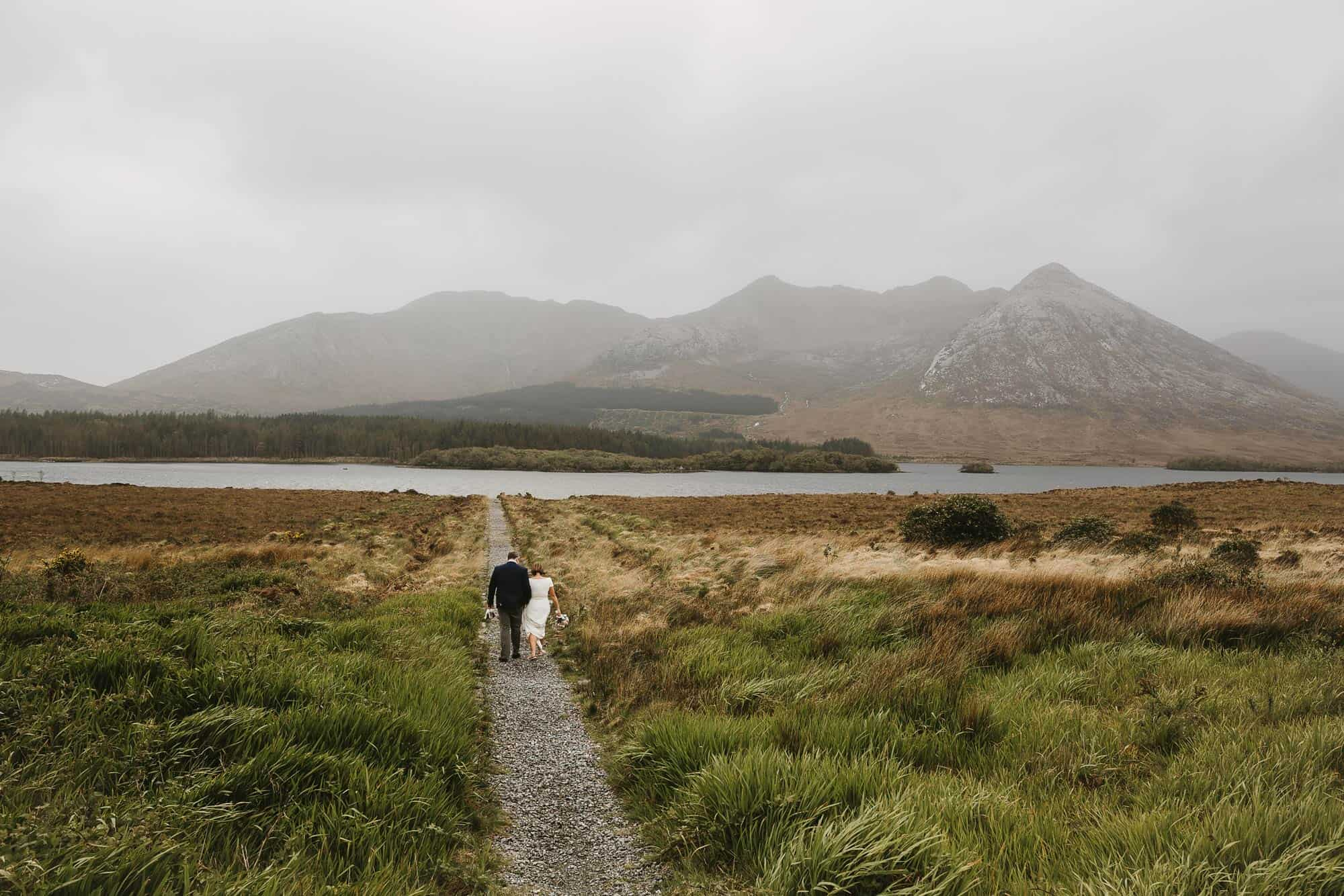 Planning for Elopements in Ireland Lake