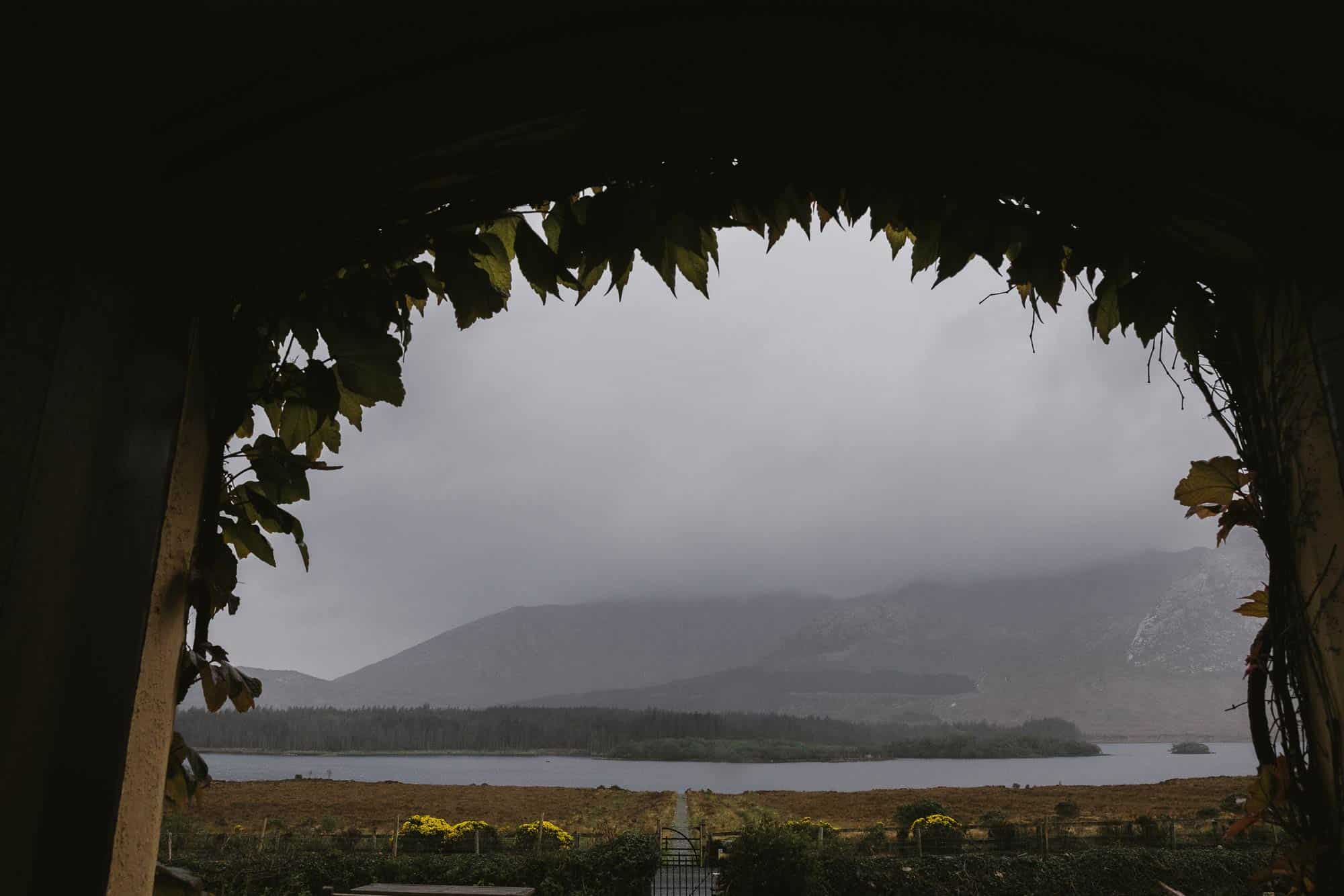 Planning for Elopements in Ireland Moody Skies