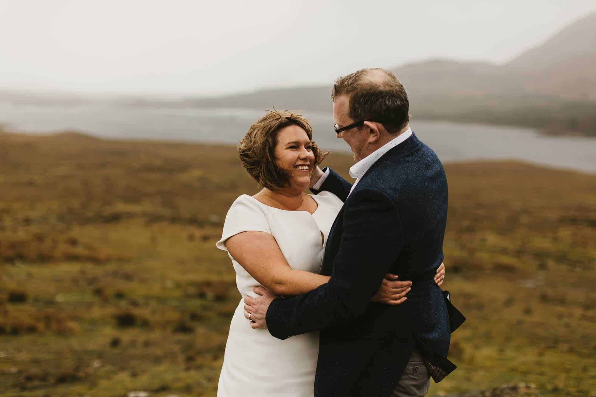Planning for Elopements in Ireland Windy