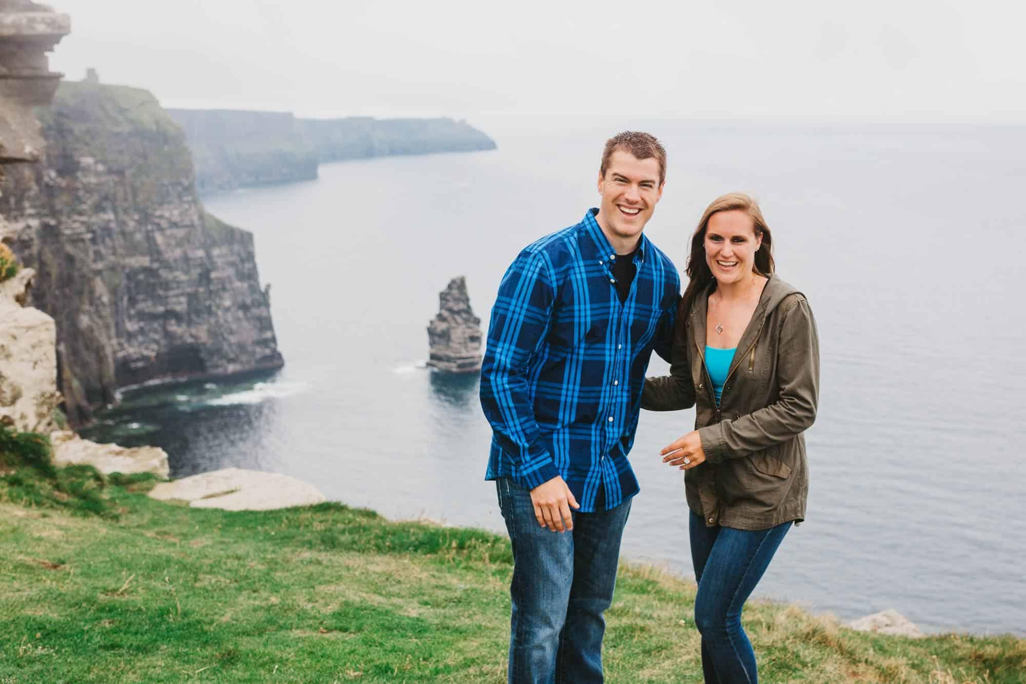 Proposal shoot Ireland Fun
