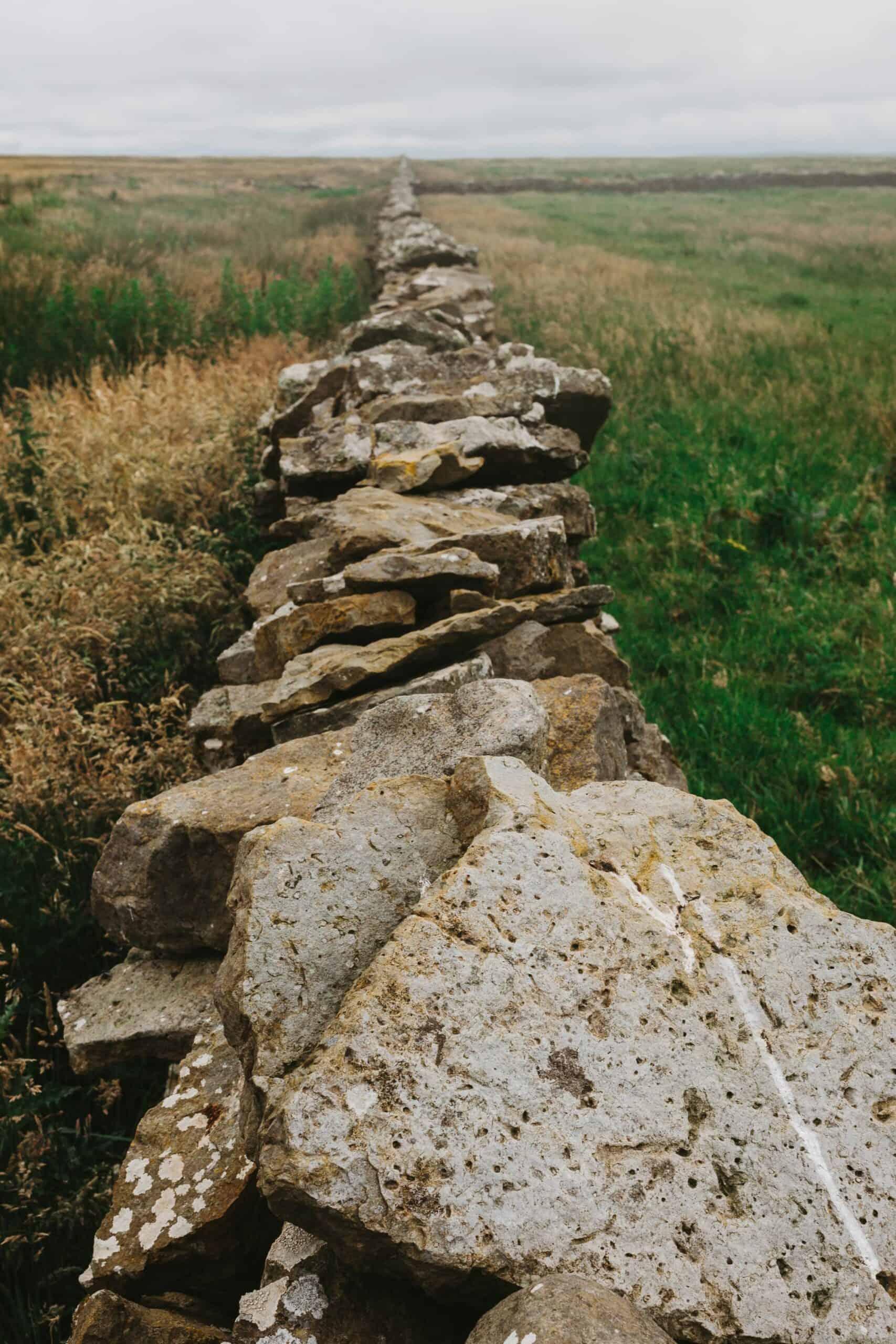 Proposal shoot Ireland Stony walls