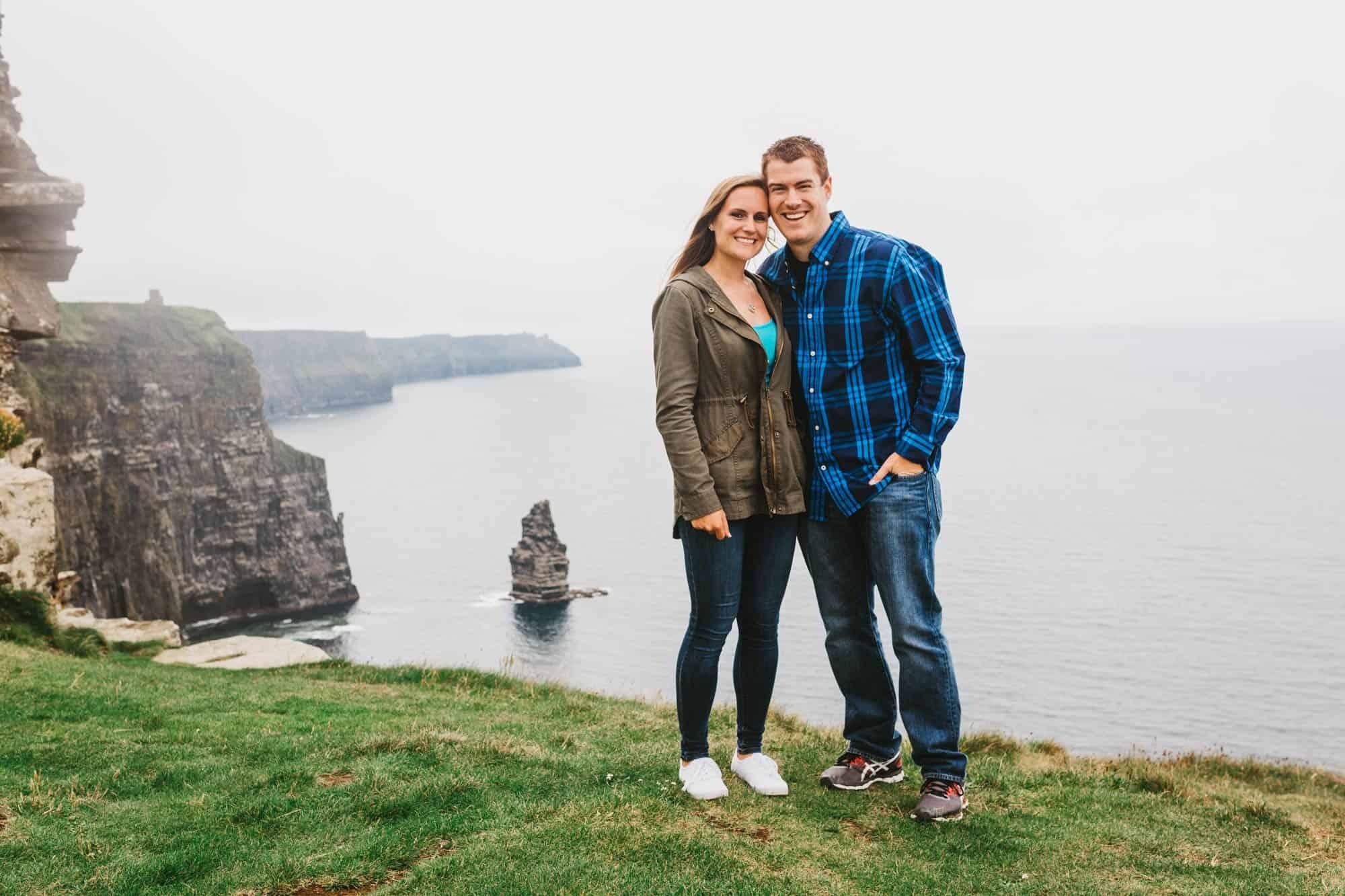 Proposal shoot Ireland Surprise