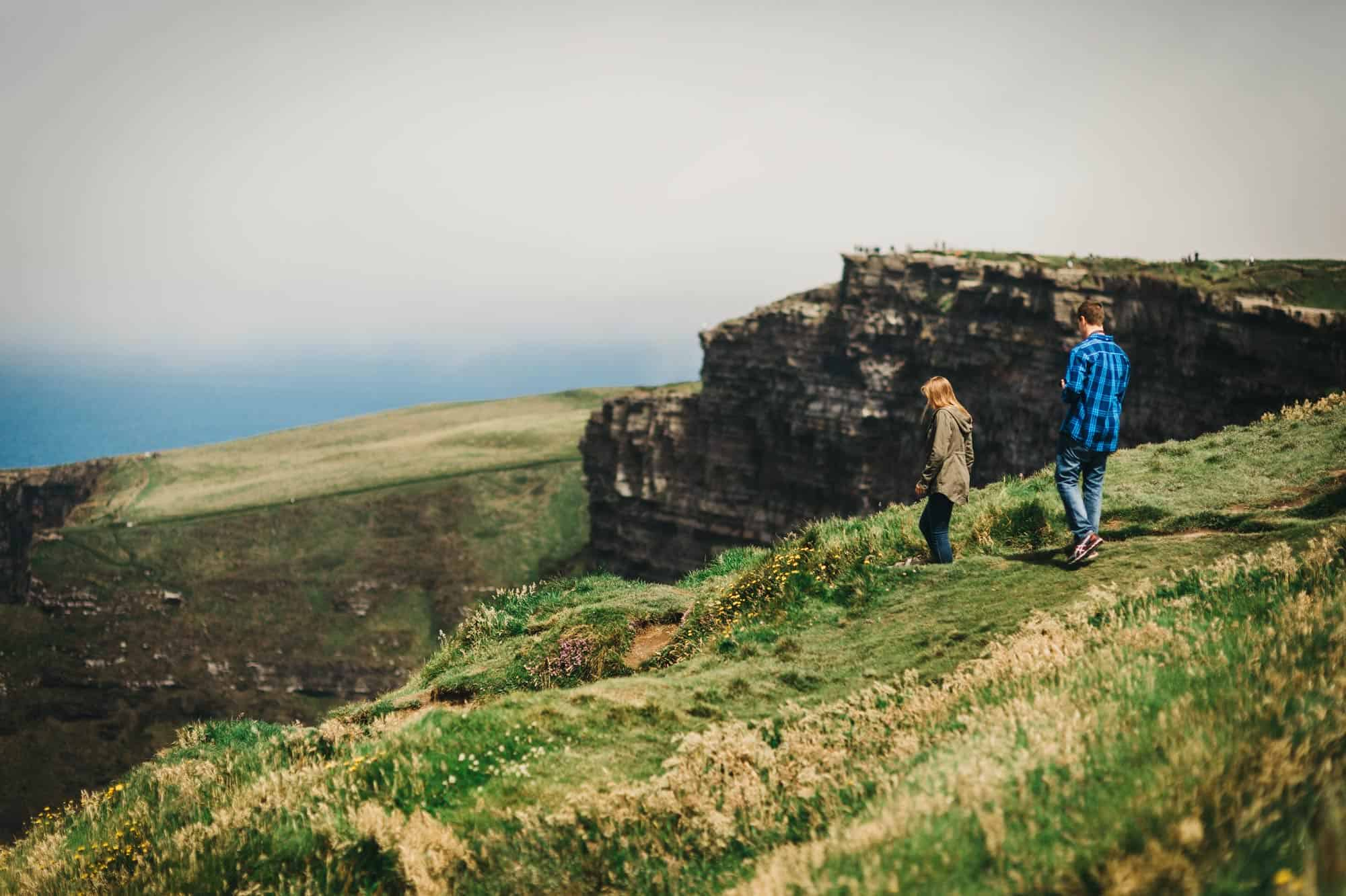 Proposal shoot Ireland The build up