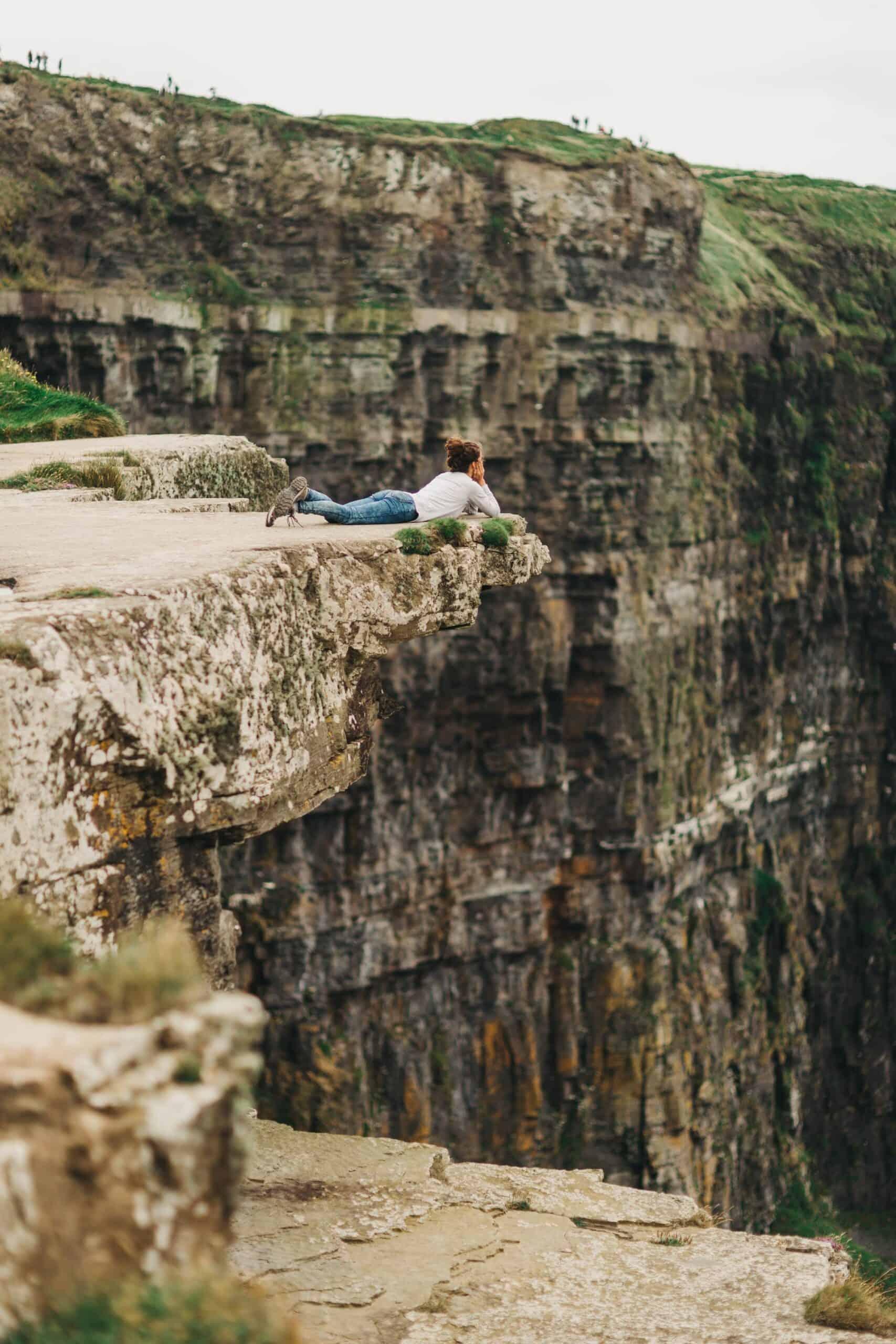 Proposal shoot Ireland on the edge