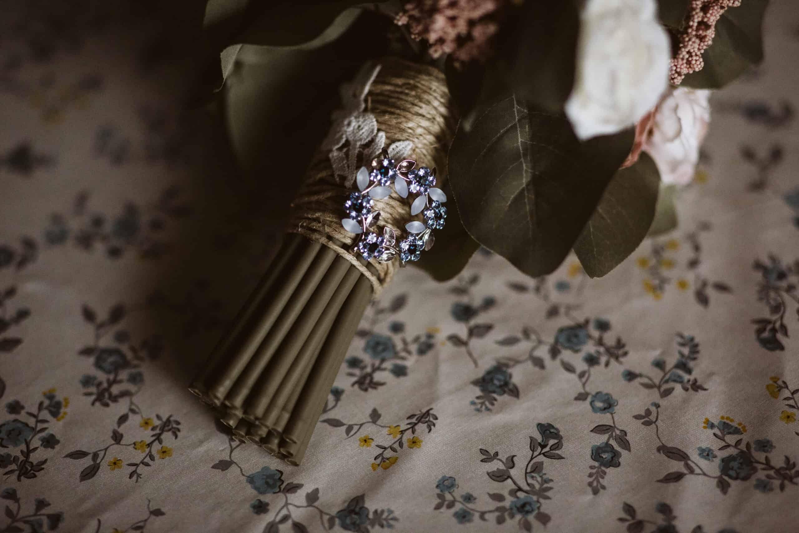Cliffs of Moher Wedding Hags head , vintage brooch