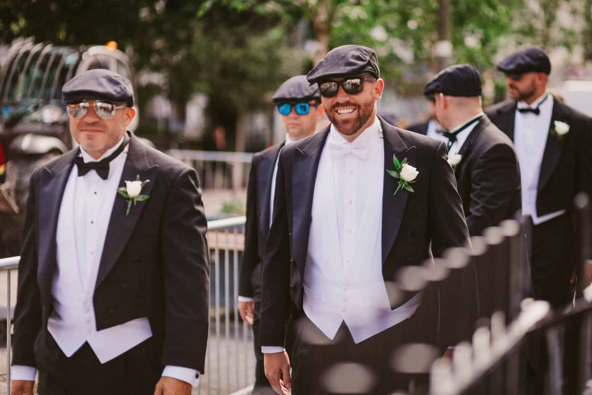 Wedding photography Ireland Boutenniere