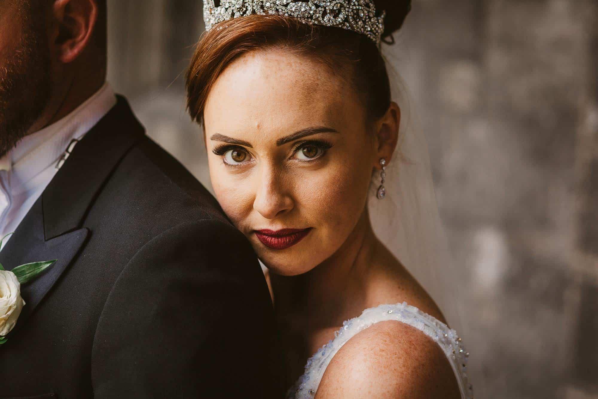 Wedding photography Ireland Bridal Earrings