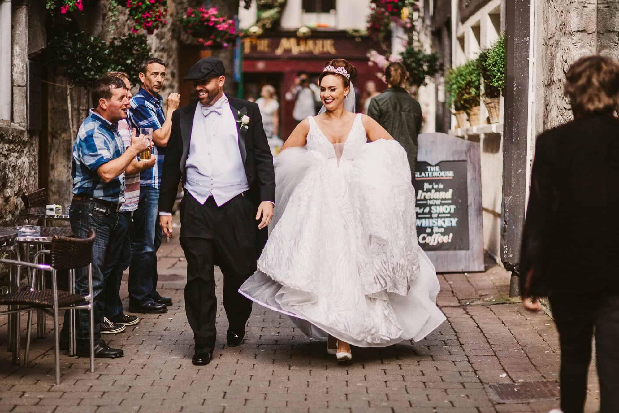 Wedding photography Ireland Congratulations