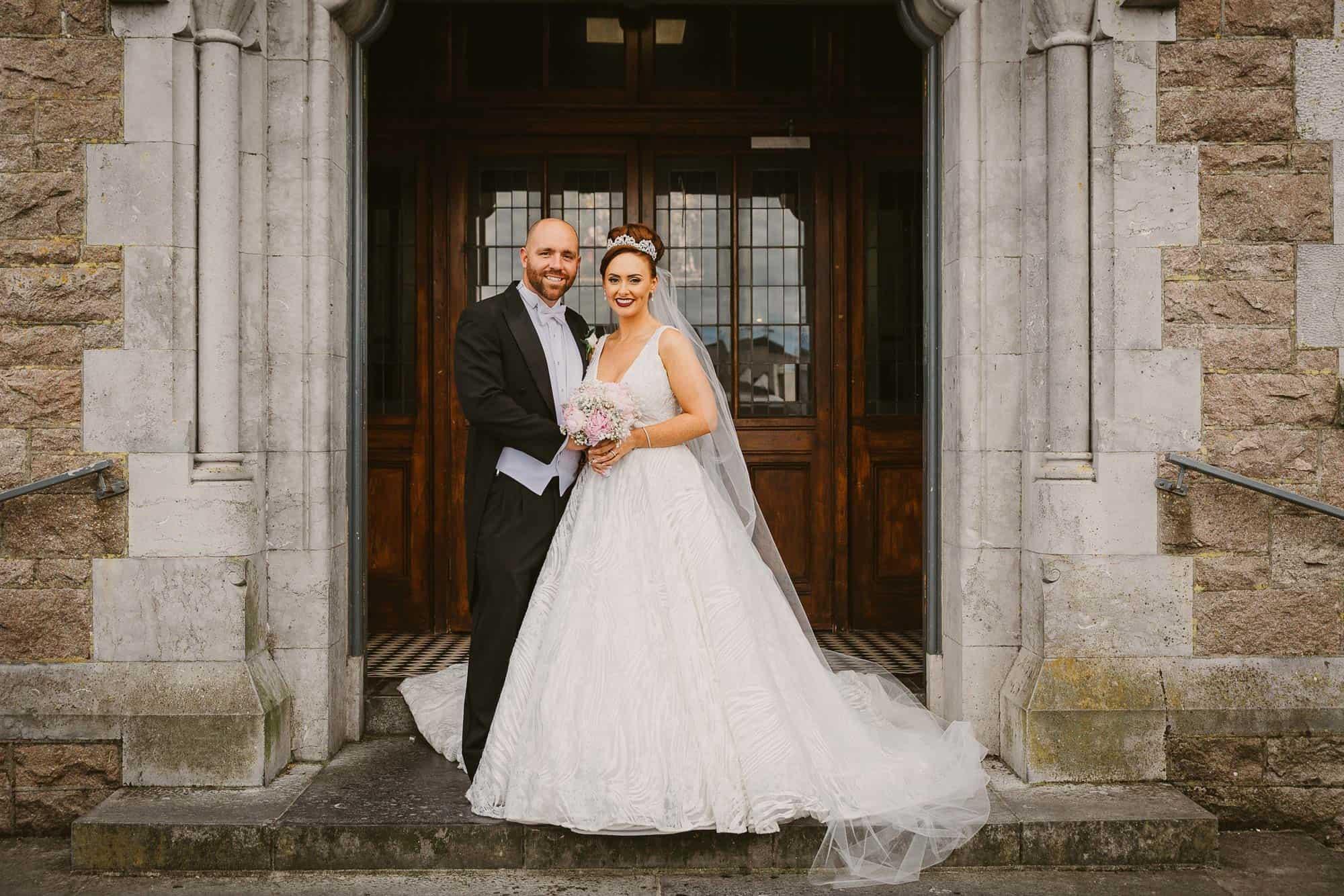 Wedding photography Ireland Couple Shot