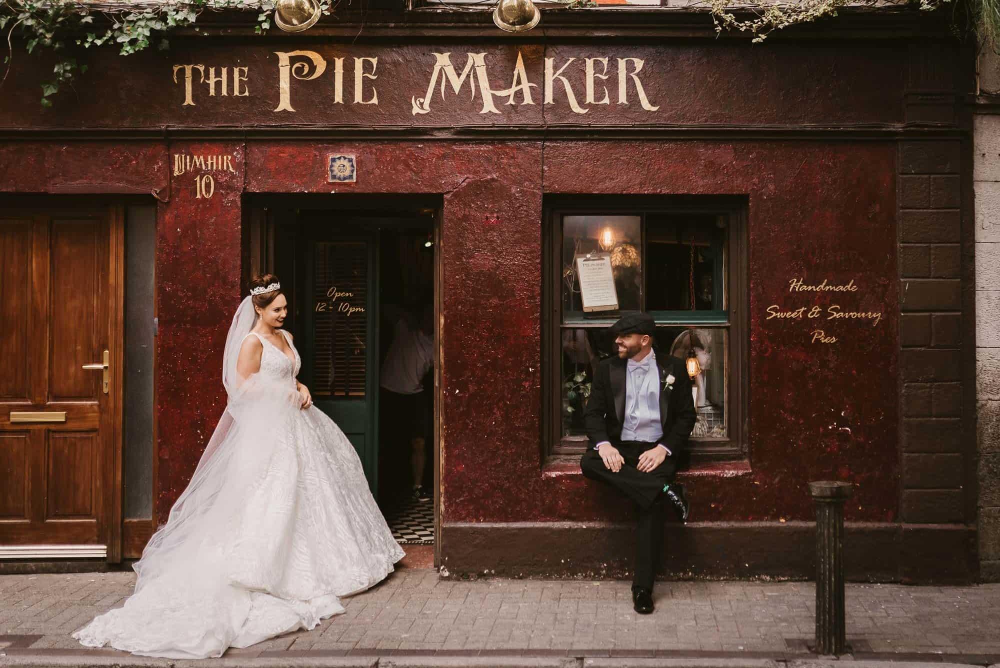Wedding photography Ireland Galway City