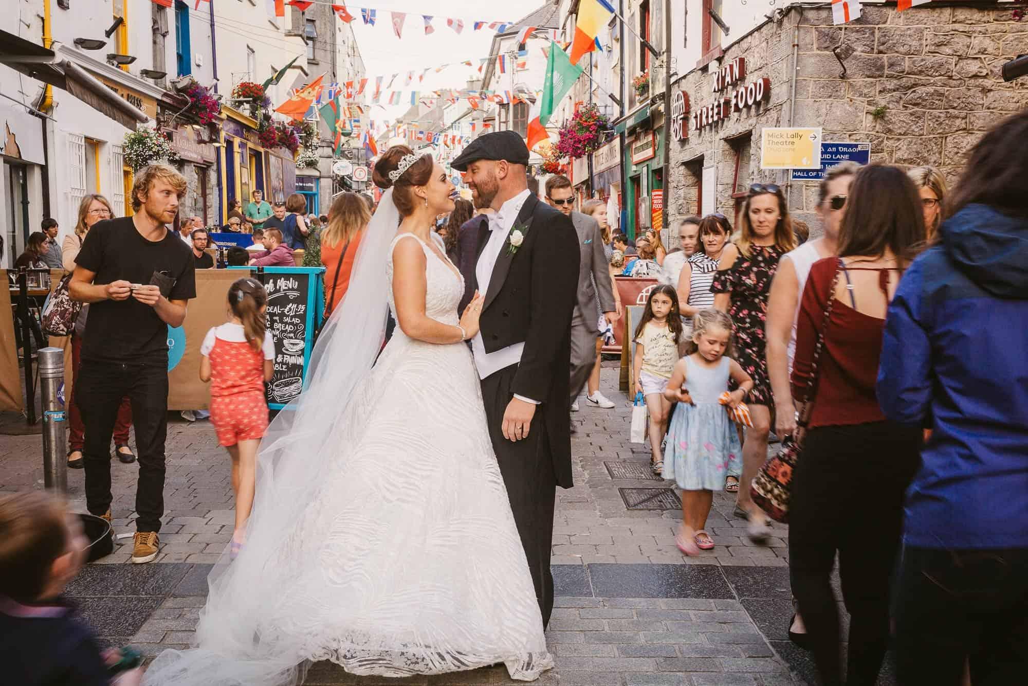 Wedding photography Ireland Galway Love