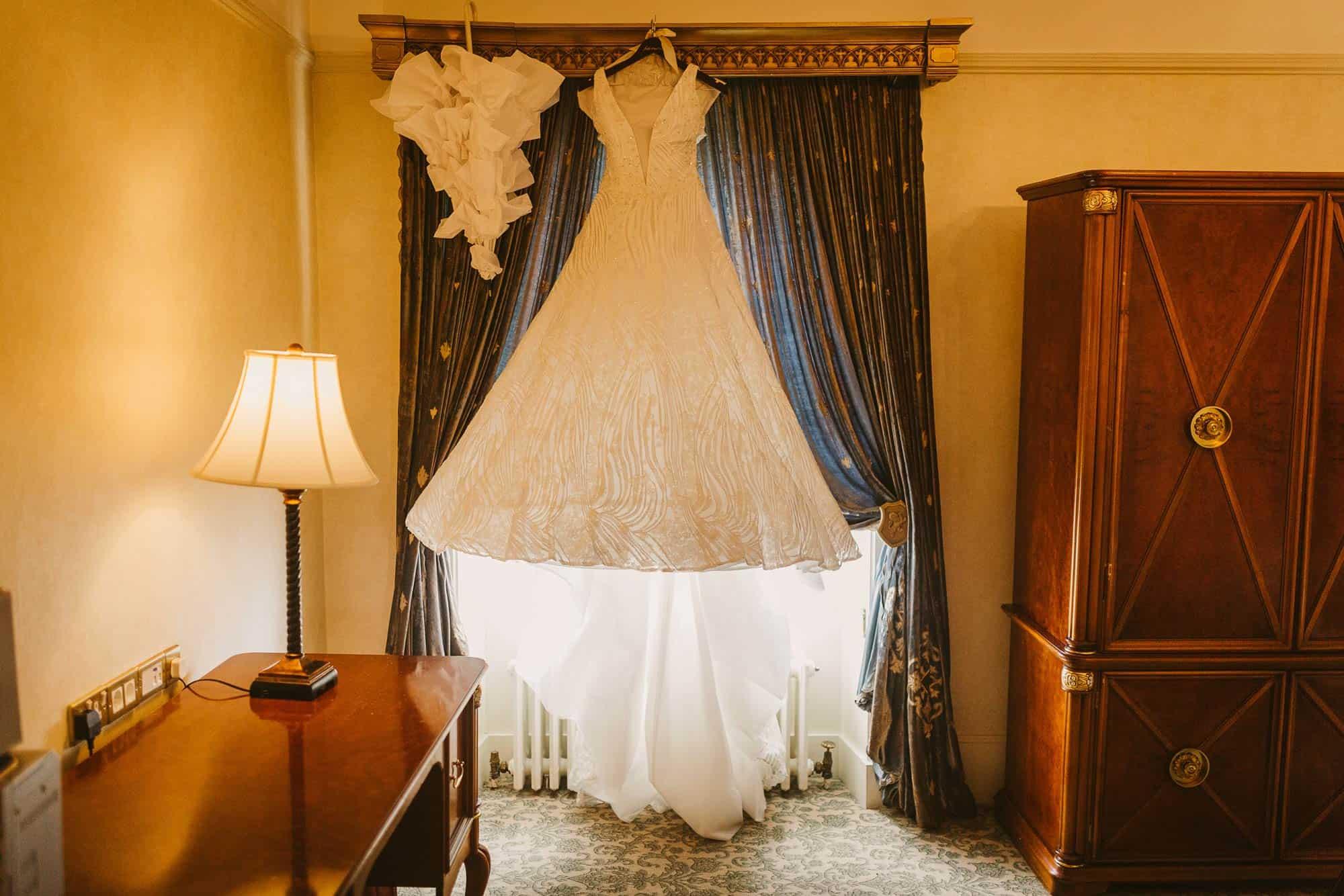 Wedding photography Ireland Wedding Dress