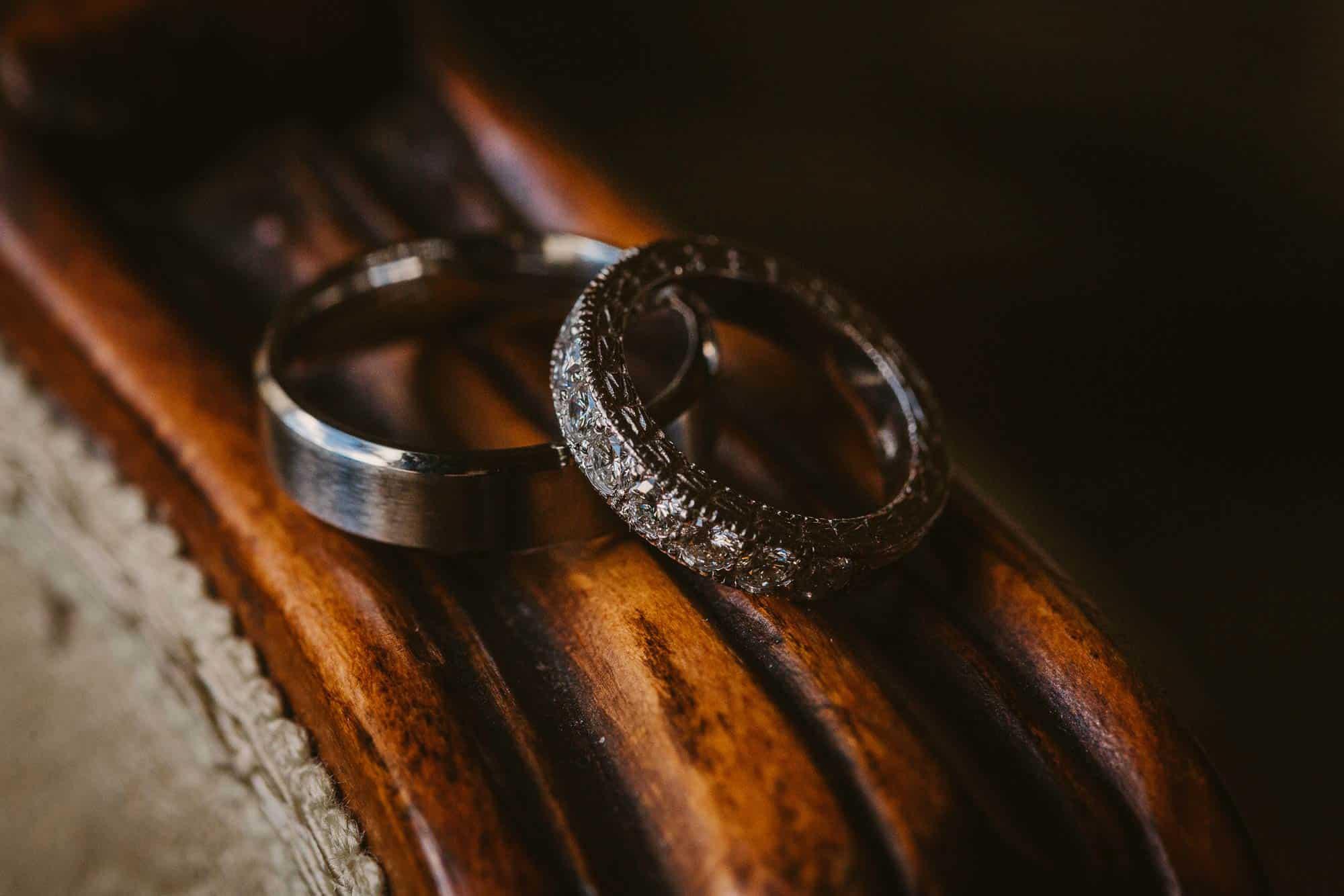 Wedding photography Ireland Wedding Rings